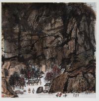 Deep Autumn, Fang Zhaoling