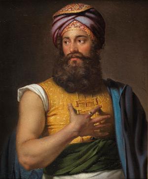 Jan Adam Kruseman, The Great Belzoni