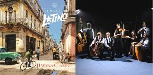 Havana Classic Album Cover & Classico Latino with Omar Puente