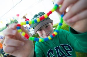 Make a DNA Bracelet activity
