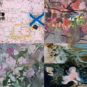 Beating Time – A Conversation Between Painting and Poetry