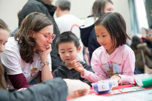 Half term fun with Wellcome Genome Campus Public Engagement