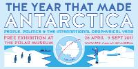 The Year That Made Antarctica